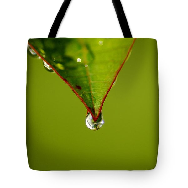 Waterdrop Tote Bag