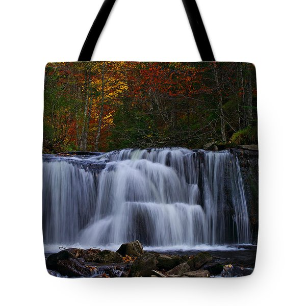 Waterfall Svitan Tote Bag