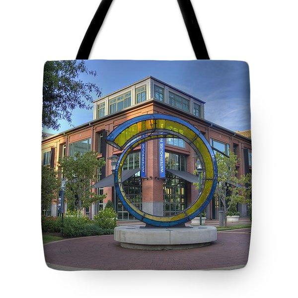 Waterhouse Pavilion Tote Bag