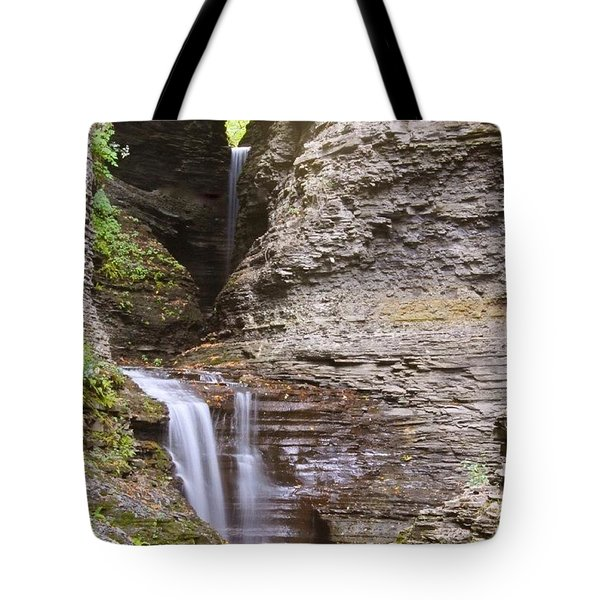 Watkins Glen E   Tote Bag