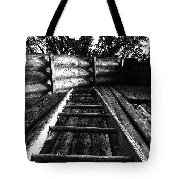 Way Up Tote Bag