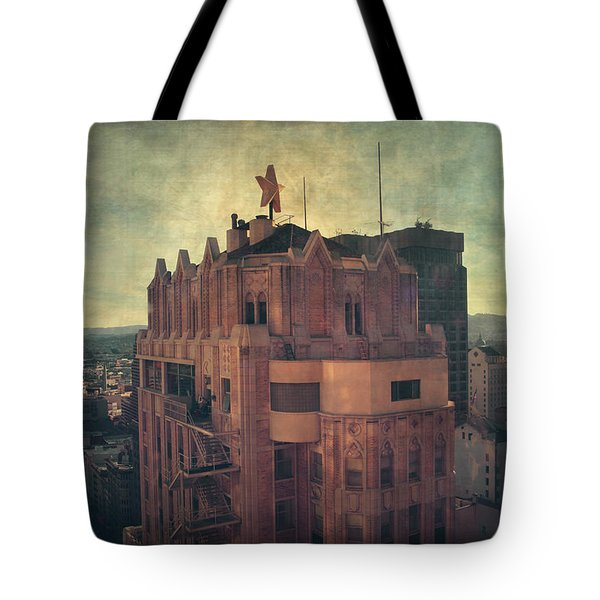 We Are All Made Of Stars Tote Bag by Laurie Search