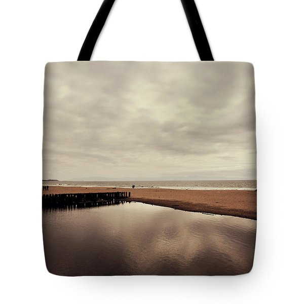 We Should Never Be Apart Tote Bag by Laurie Search
