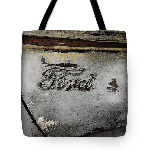 Weathered But Still Cool Two Tote Bag