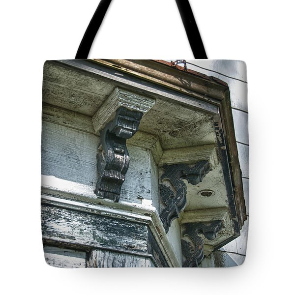 Weathered Tote Bag by Guy Whiteley