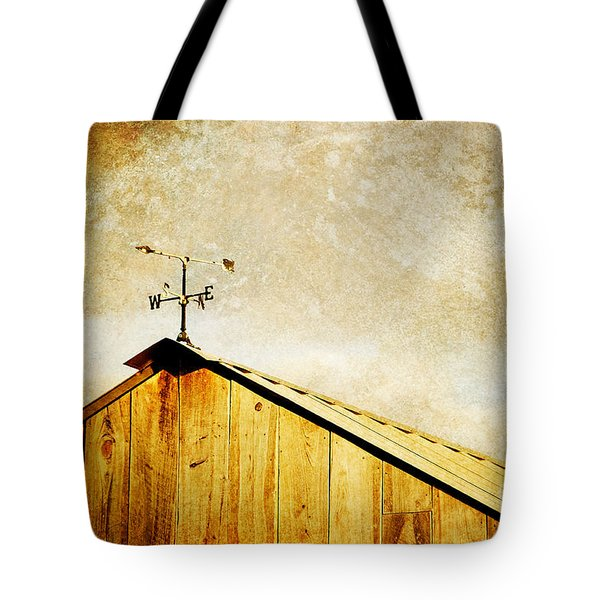 Weathervane Tote Bag by Joan McCool