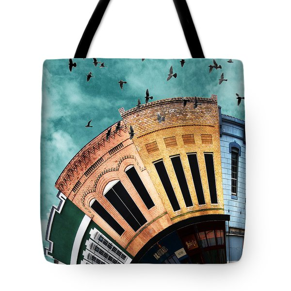 Wee Bryan Close-up Tote Bag by Nikki Marie Smith