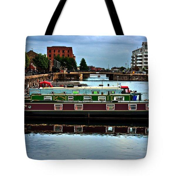 Weekend Get Away Tote Bag