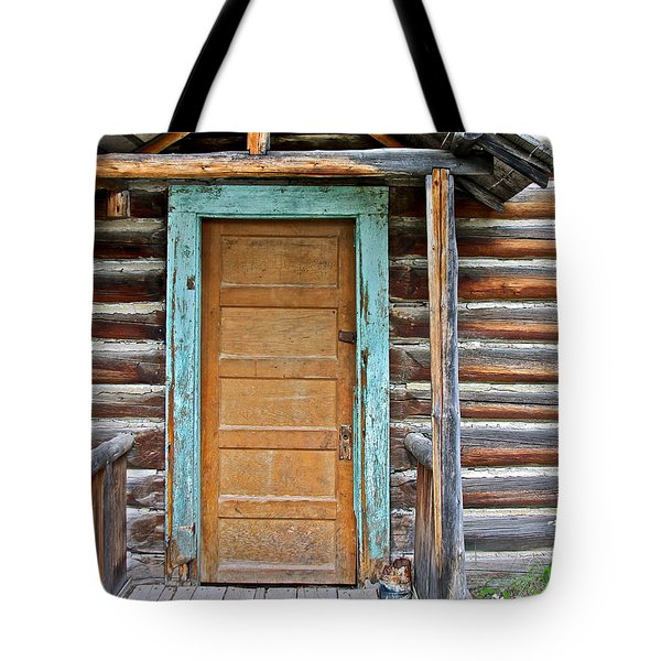 Welcome Sight For Weary Travelers Tote Bag by Karon Melillo DeVega