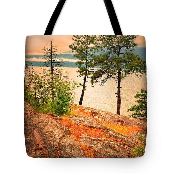 Welcoming The Morning Tote Bag by Tara Turner