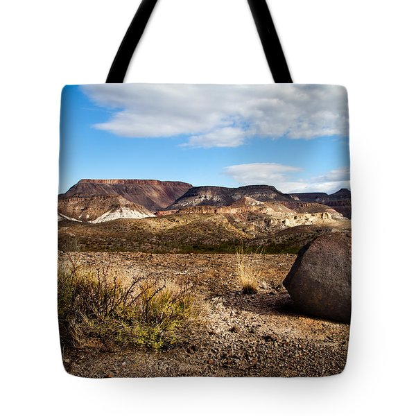 West Texas Tote Bag