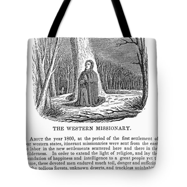 Western Missionary Tote Bag by Granger