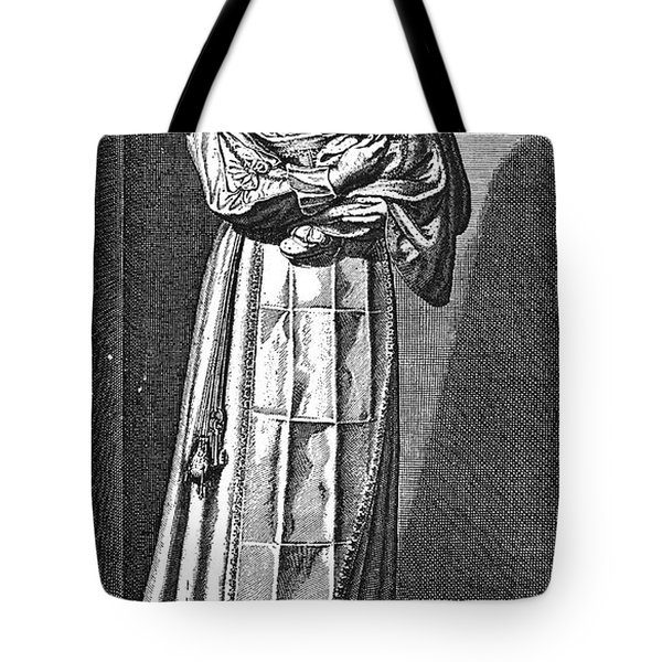 Wet Nurse, 17th Century Tote Bag by Granger