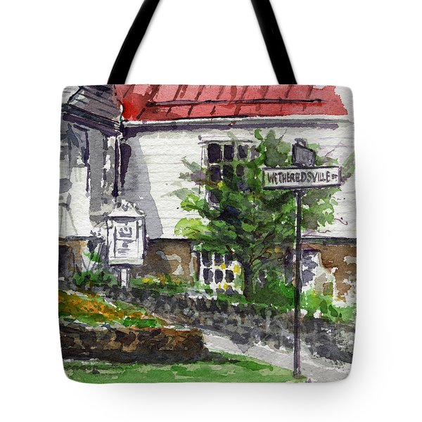Wetheredsville Street Tote Bag