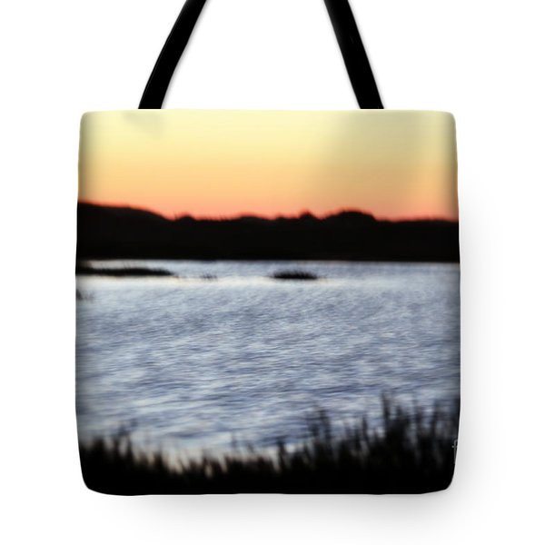 Tote Bag featuring the photograph Wetland by Henrik Lehnerer
