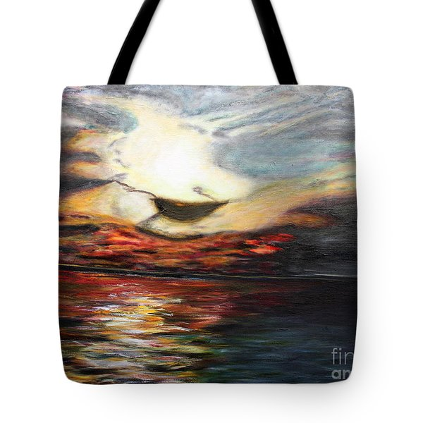 What Dreams May Come.. Tote Bag