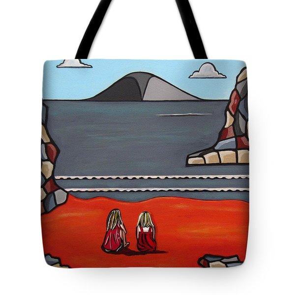 What Was Tote Bag by Sandra Marie Adams