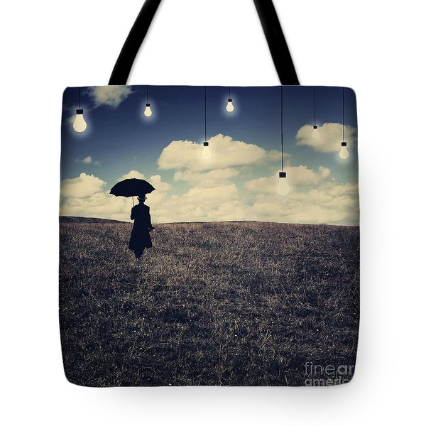 What You Don't Want To See Tote Bag by Aimelle