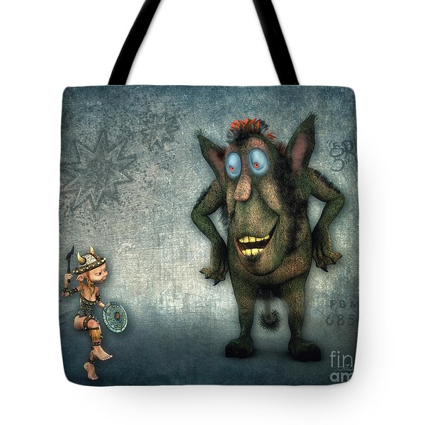 What's Up? Tote Bag by Jutta Maria Pusl