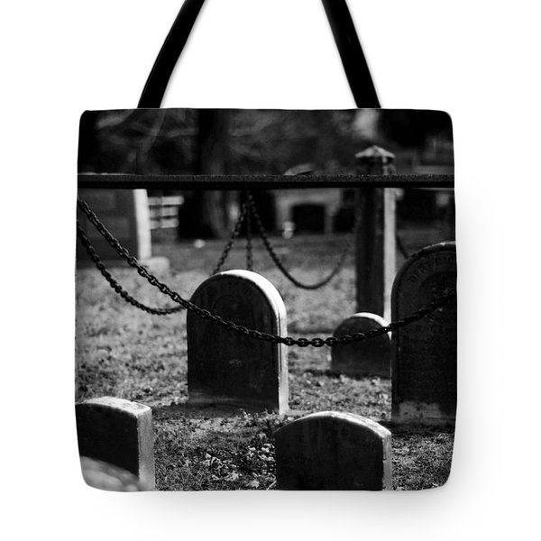 When The Saints Go Marching Tote Bag by Rebecca Sherman