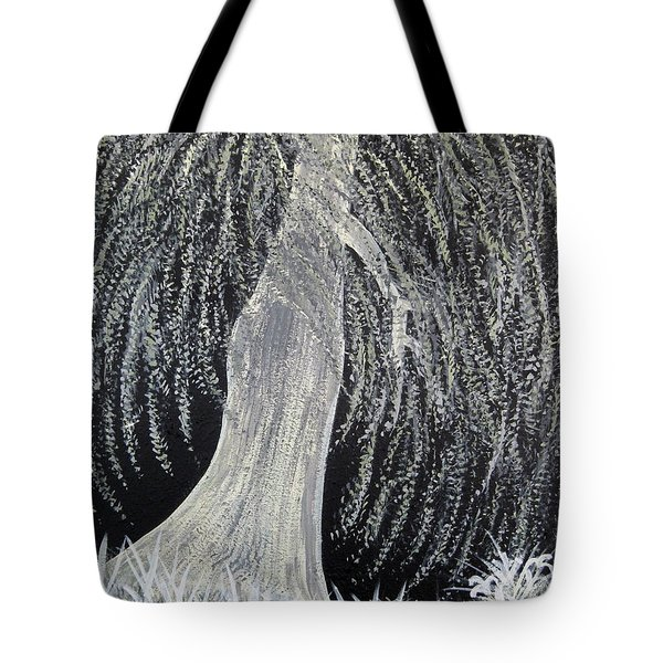When Willows Weep Tote Bag