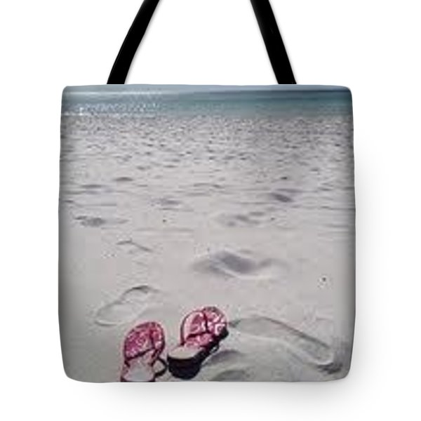 Where Dreams May Come Tote Bag by Laurie L
