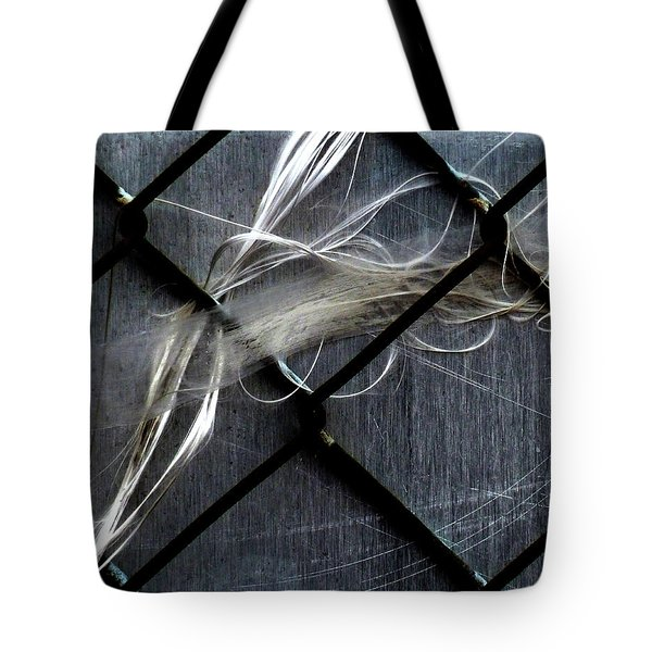 Tote Bag featuring the photograph Whispered by Newel Hunter