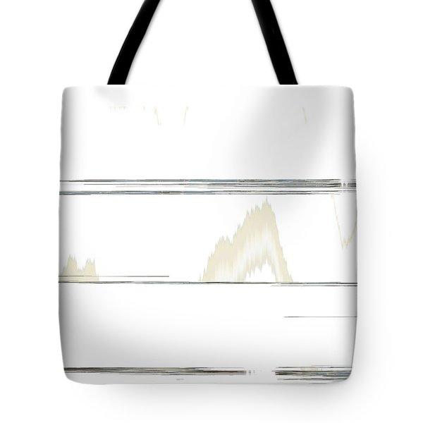 Whispers Tote Bag by Lenore Senior