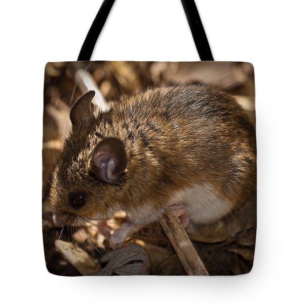 White-footed Mouse Tote Bag