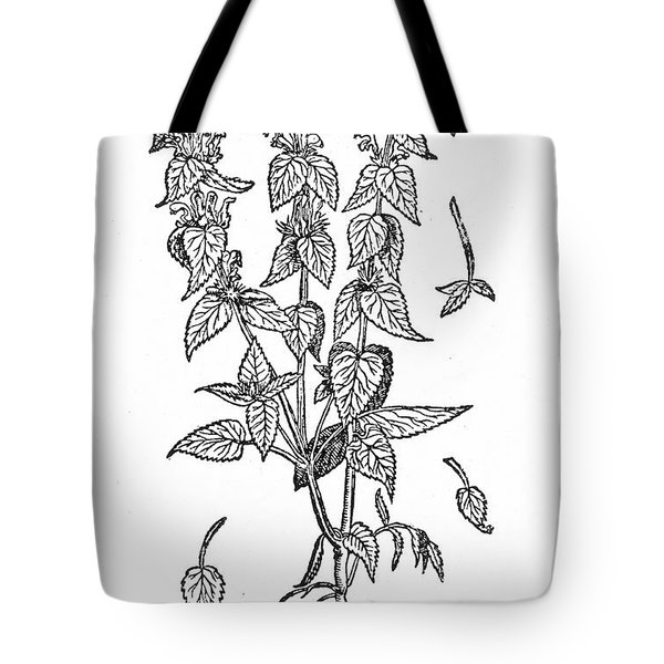 White Nettle Tote Bag by Granger