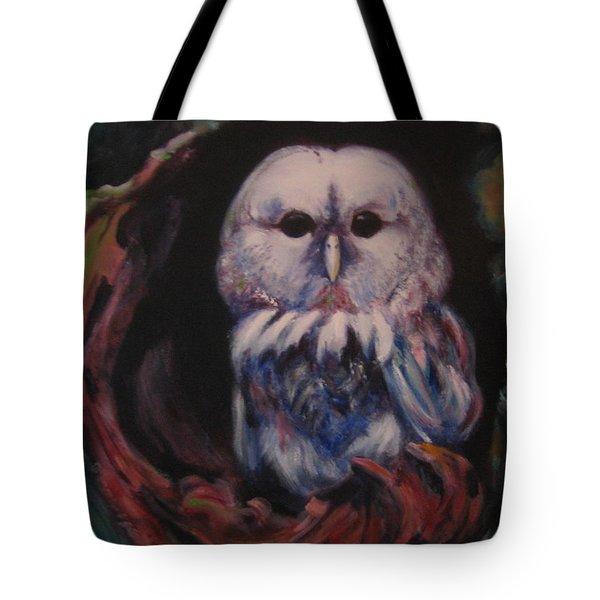 Who's Lair Tote Bag