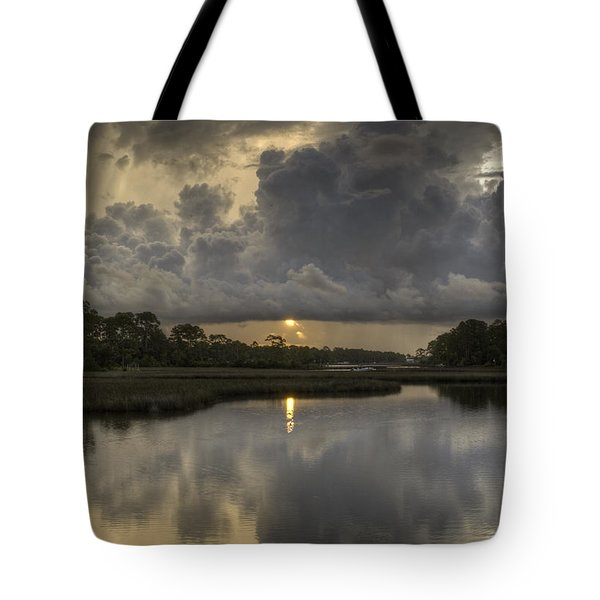 Wicked Morning Tote Bag