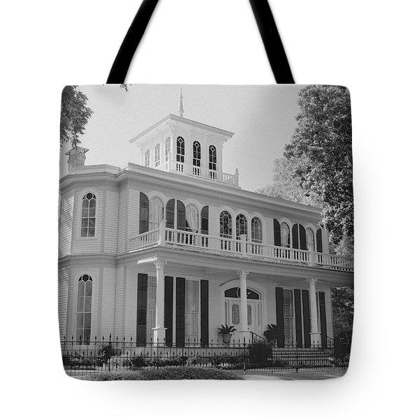 Widow's Walk Tote Bag by Betty Northcutt