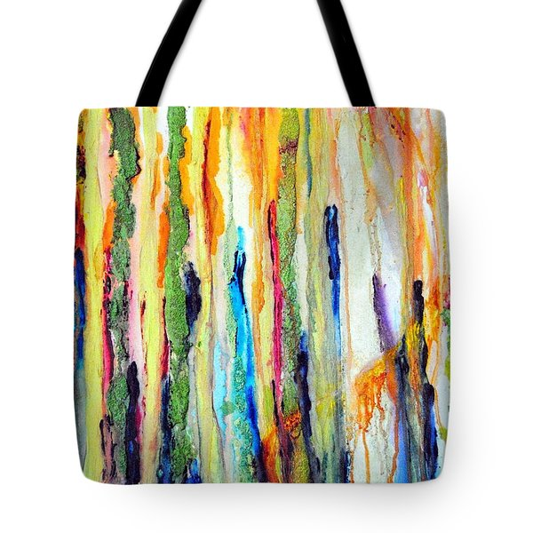 Wild Hare Tote Bag by Shelli Finch