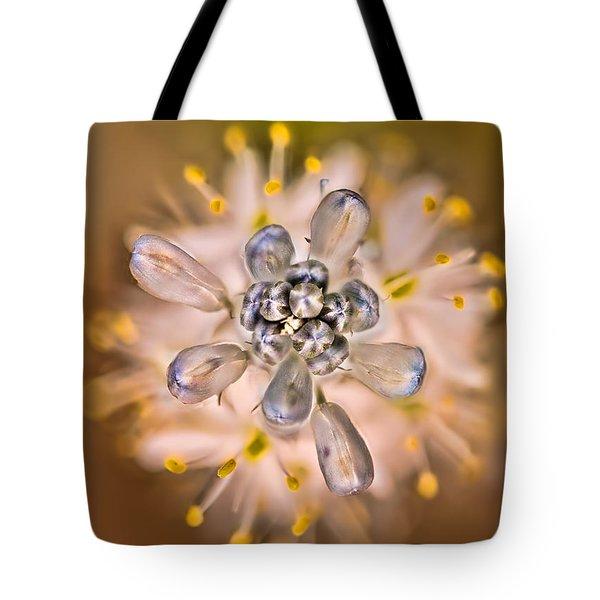 Wild Hyacinth Tote Bag