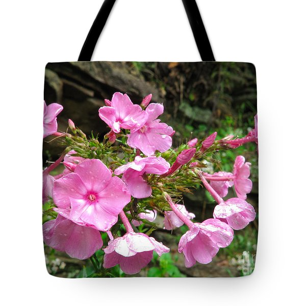 Wild Sweet Williams Tote Bag