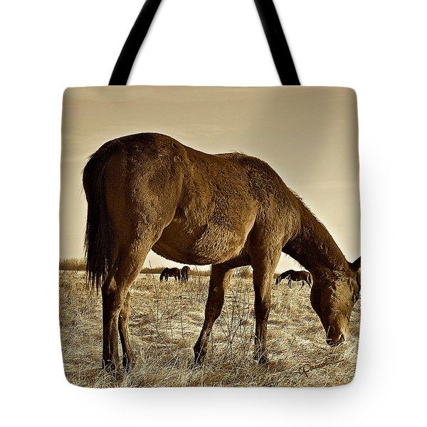 Wild West Tote Bag