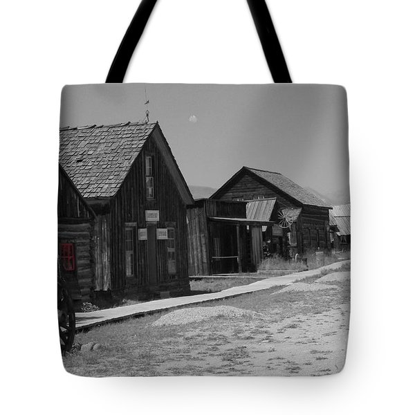 Tote Bag featuring the photograph Wild Wild West by Deniece Platt