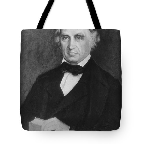 William Beaumont, American Surgeon Tote Bag by Science Source