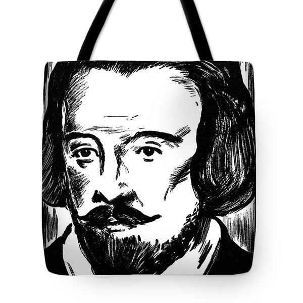 William Byrd (c1540-1623) Tote Bag by Granger