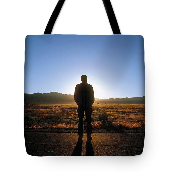 William Flocken Tote Bag