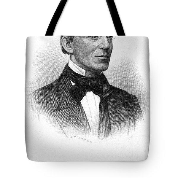 William Lloyd Garrison Tote Bag by Granger