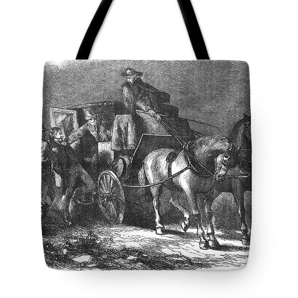 William Morgan (1774-1826) Tote Bag by Granger