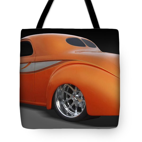 Willys Tote Bag by Mike McGlothlen