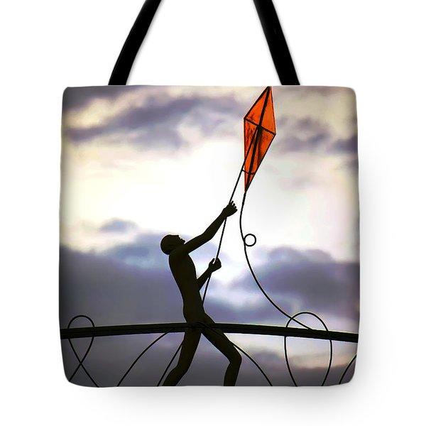 Winchester Kite Tote Bag