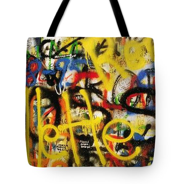 Windmill Lane, Dublin, Co Dublin Tote Bag by The Irish Image Collection