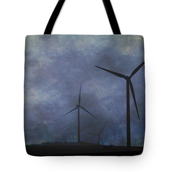 Windmills. Tote Bag