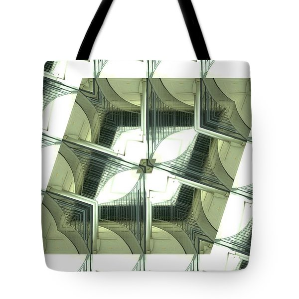 Window Mathematical 2 Tote Bag