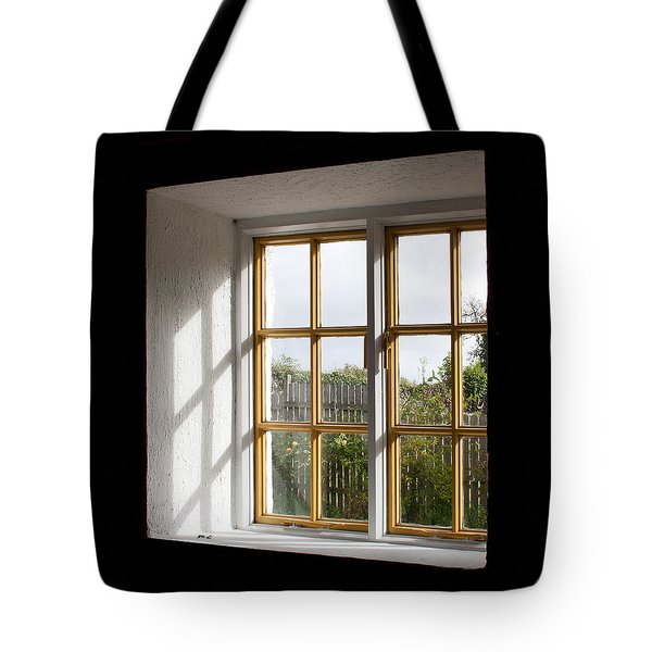 Window  Tote Bag by Semmick Photo