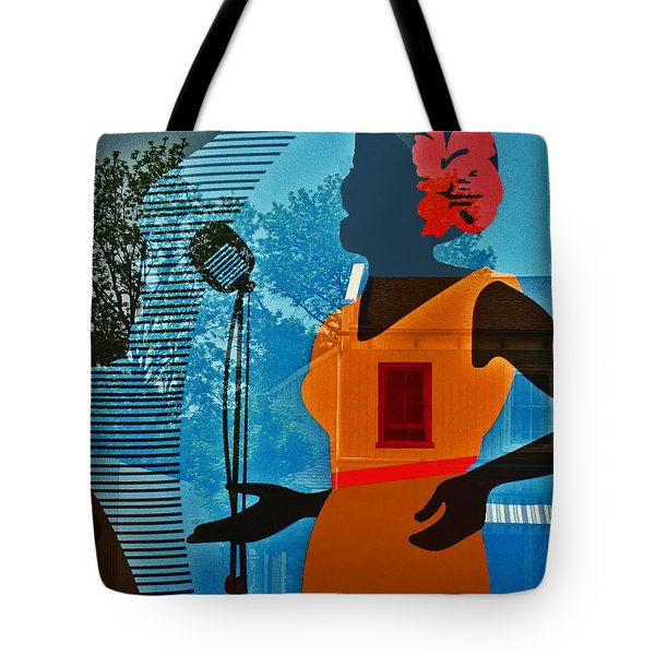 Tote Bag featuring the photograph Window To My Soul by Barbara McMahon